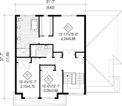 plan architectural de maison - Plan Architecturale De Maison