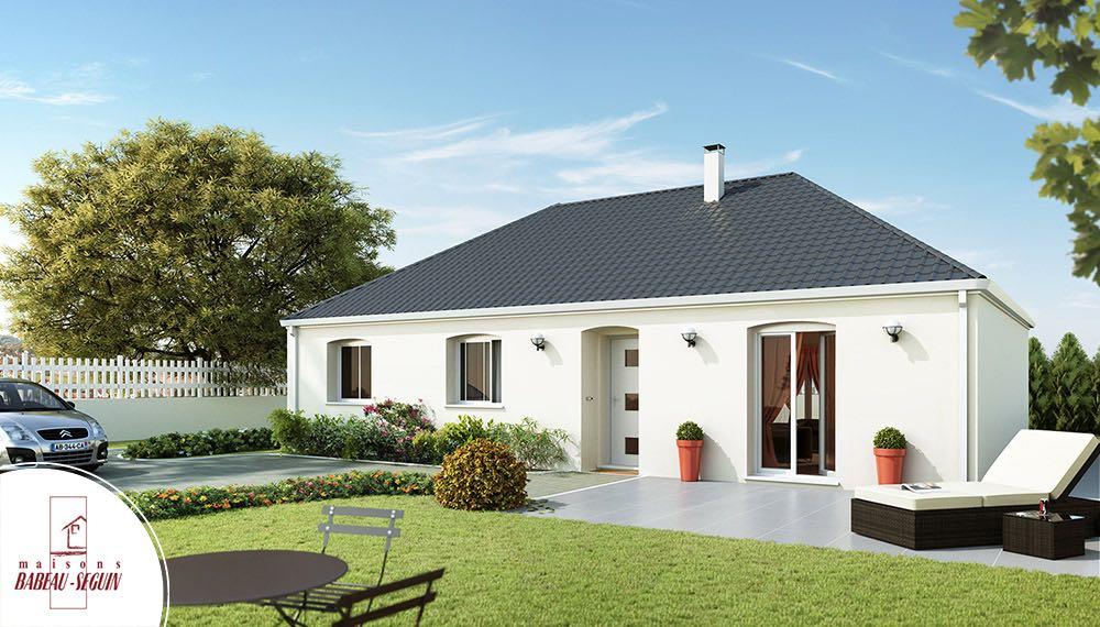 elegant model de maison plain pied with model de maison