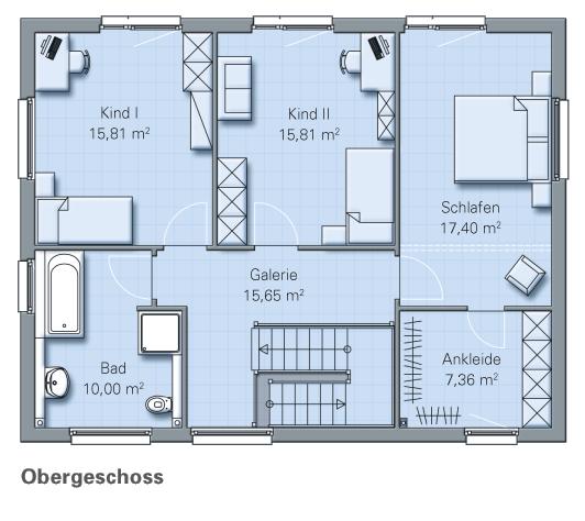 Plan maison basse maison fran ois fabie for Villa basse moderne