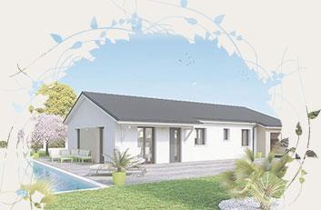 Maison rectangulaire moderne maison fran ois fabie for Maison moderne rectangulaire