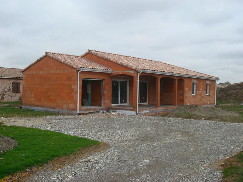 Construction maison plain pied - Maison François Fabie