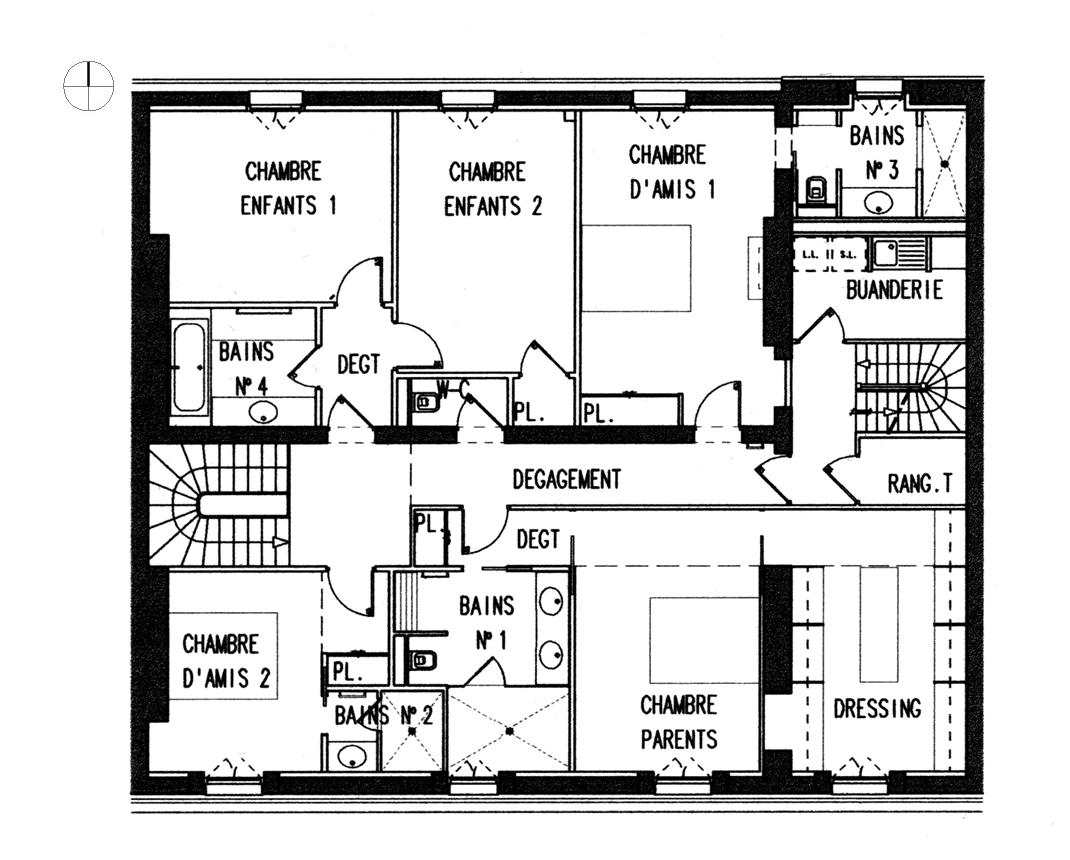 Site pour faire des plans de maison maison fran ois fabie for Site pour faire plan de maison