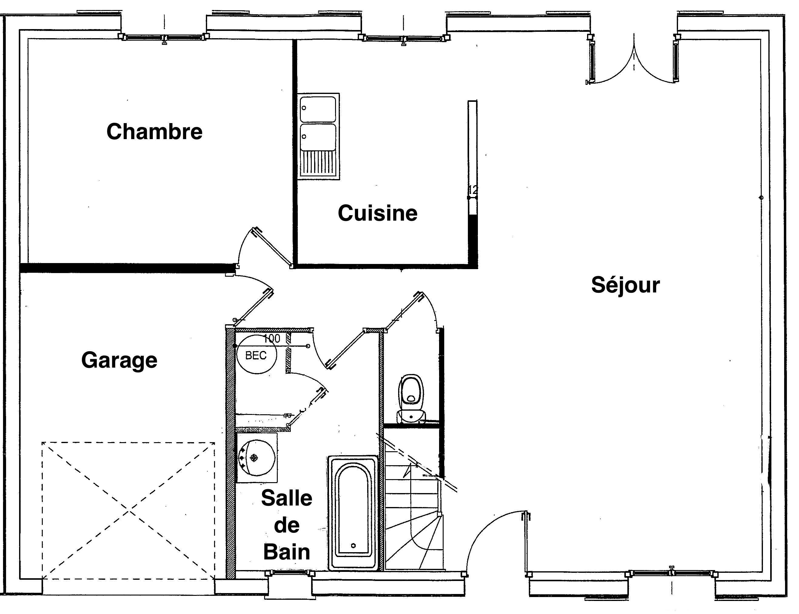 Attrayant Les Plans D Une Maison