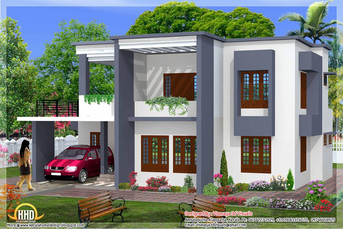 Maison Simple Et Moderne