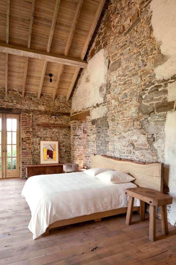 Idee deco maison en pierre - Maison François Fabie
