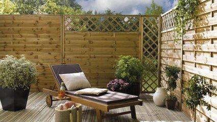 decoration terrasse bois exterieur - maison françois fabie - Decoration Terrasse Exterieur Photo