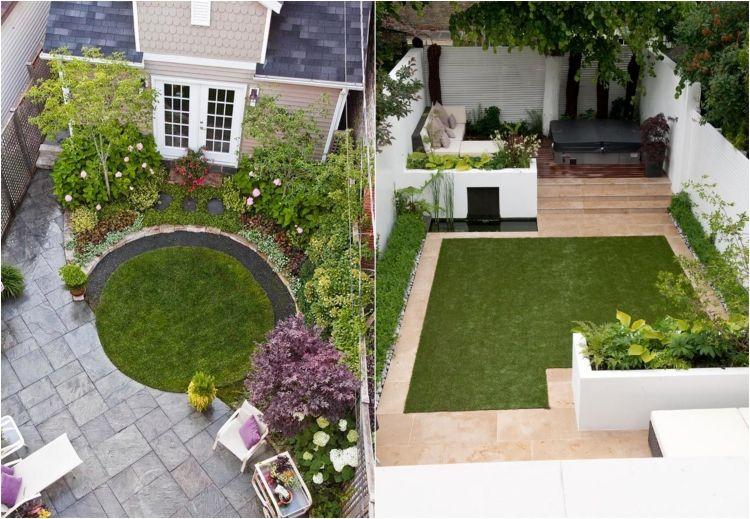 deco petit jardin exterieur