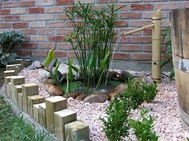 Idée déco jardin zen - Maison François Fabie