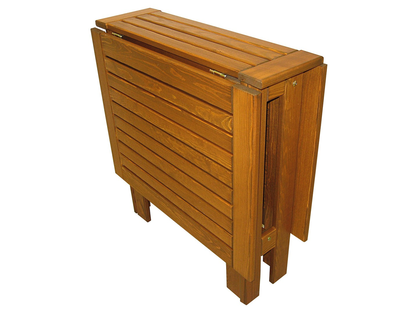 Table de jardin en bois pliante maison fran ois fabie - Table de cuisine pliante but ...
