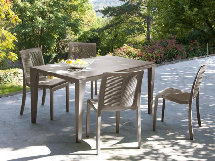Table et fauteuil de jardin pas cher maison fran ois fabie for Fauteuil de table pas cher