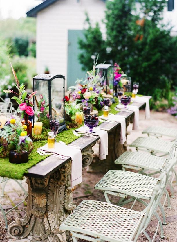 Emejing Decoration Table Jardin Gallery - Design Trends 2017 ...
