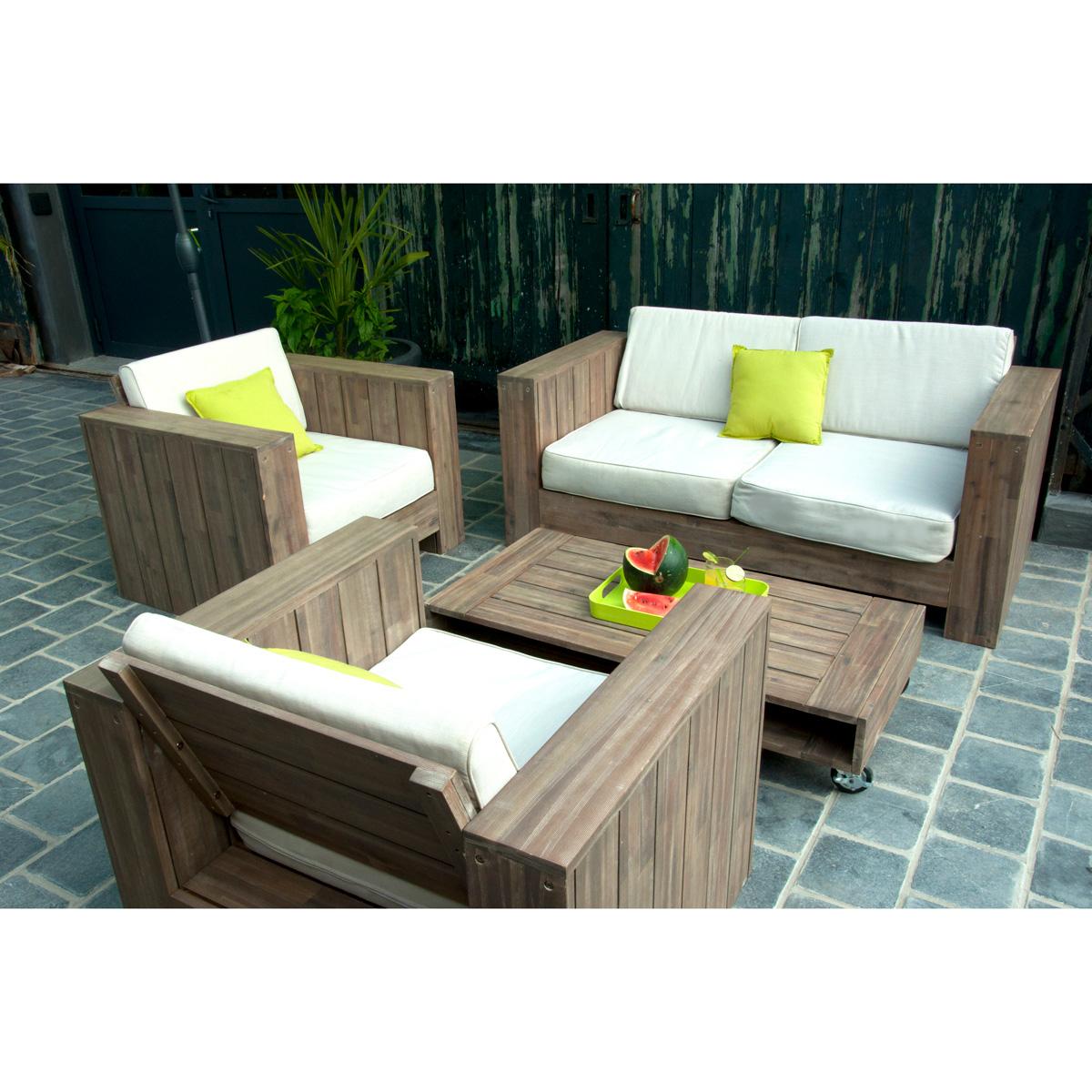 Vente salon jardin maison fran ois fabie - Vente mobilier de jardin ...