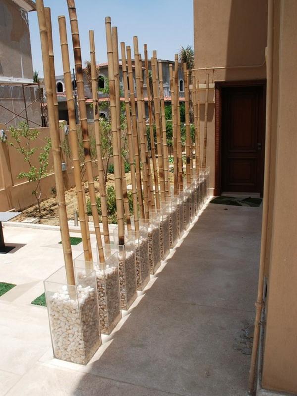 deco bambou pour jardin maison fran ois fabie. Black Bedroom Furniture Sets. Home Design Ideas