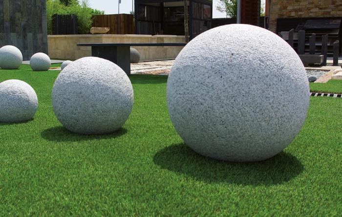 Awesome Decoration Jardin Boule Pierre Ideas - Ridgewayng.com ...
