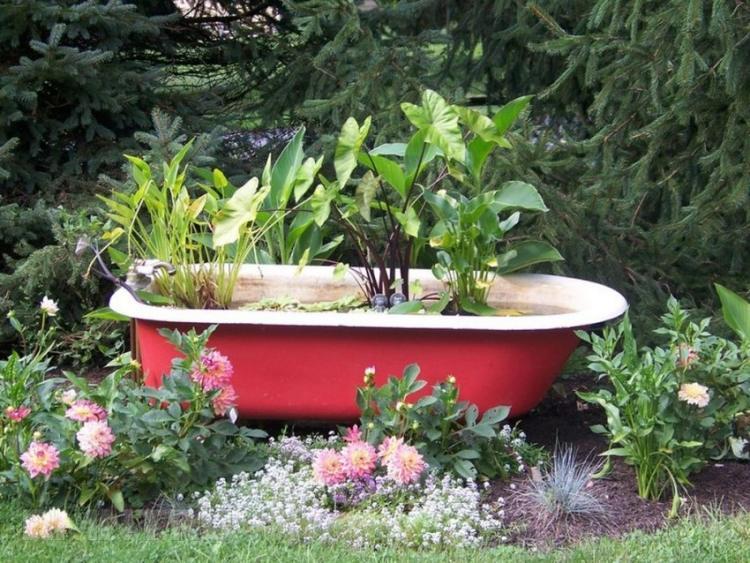 Idee deco massif jardin - Maison François Fabie