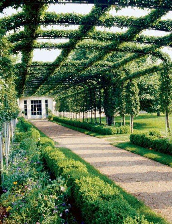 Idee deco de jardin exterieur - Maison François Fabie