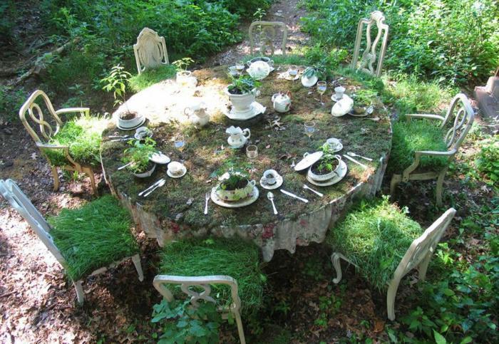 Idee de deco jardin - Maison François Fabie