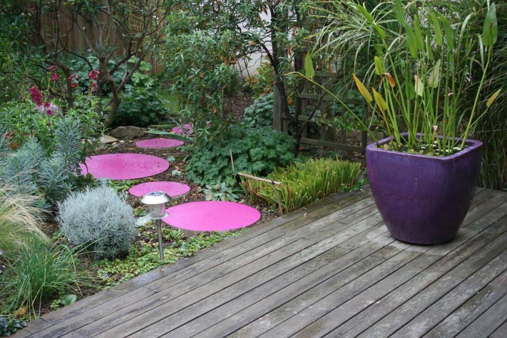 Idee deco de jardin - Maison François Fabie
