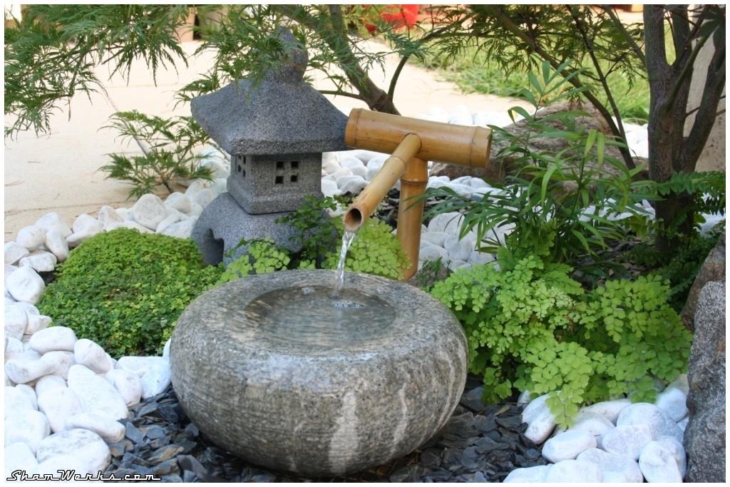 Dcoration Pour Jardin Japonais  Maison Franois Fabie
