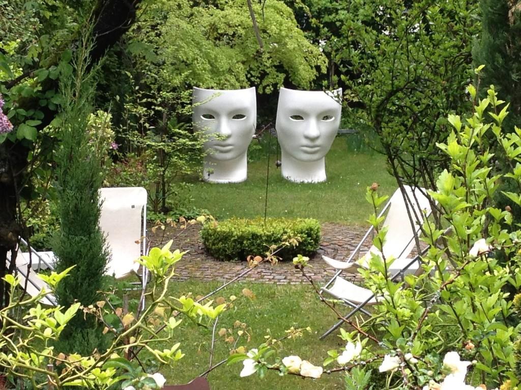 Decoration de jardin design - Maison François Fabie