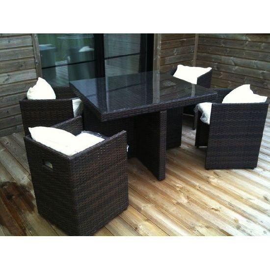 solde salon jardin resine tressee maison fran ois fabie. Black Bedroom Furniture Sets. Home Design Ideas