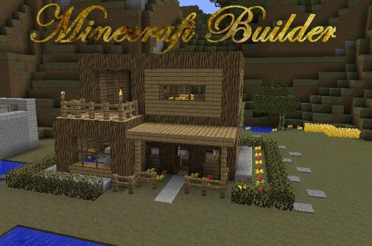 Aménagement maison minecraft - Maison François Fabie