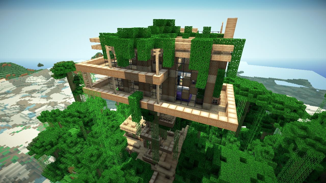 minecraft top 10 maison maison fran ois fabie. Black Bedroom Furniture Sets. Home Design Ideas