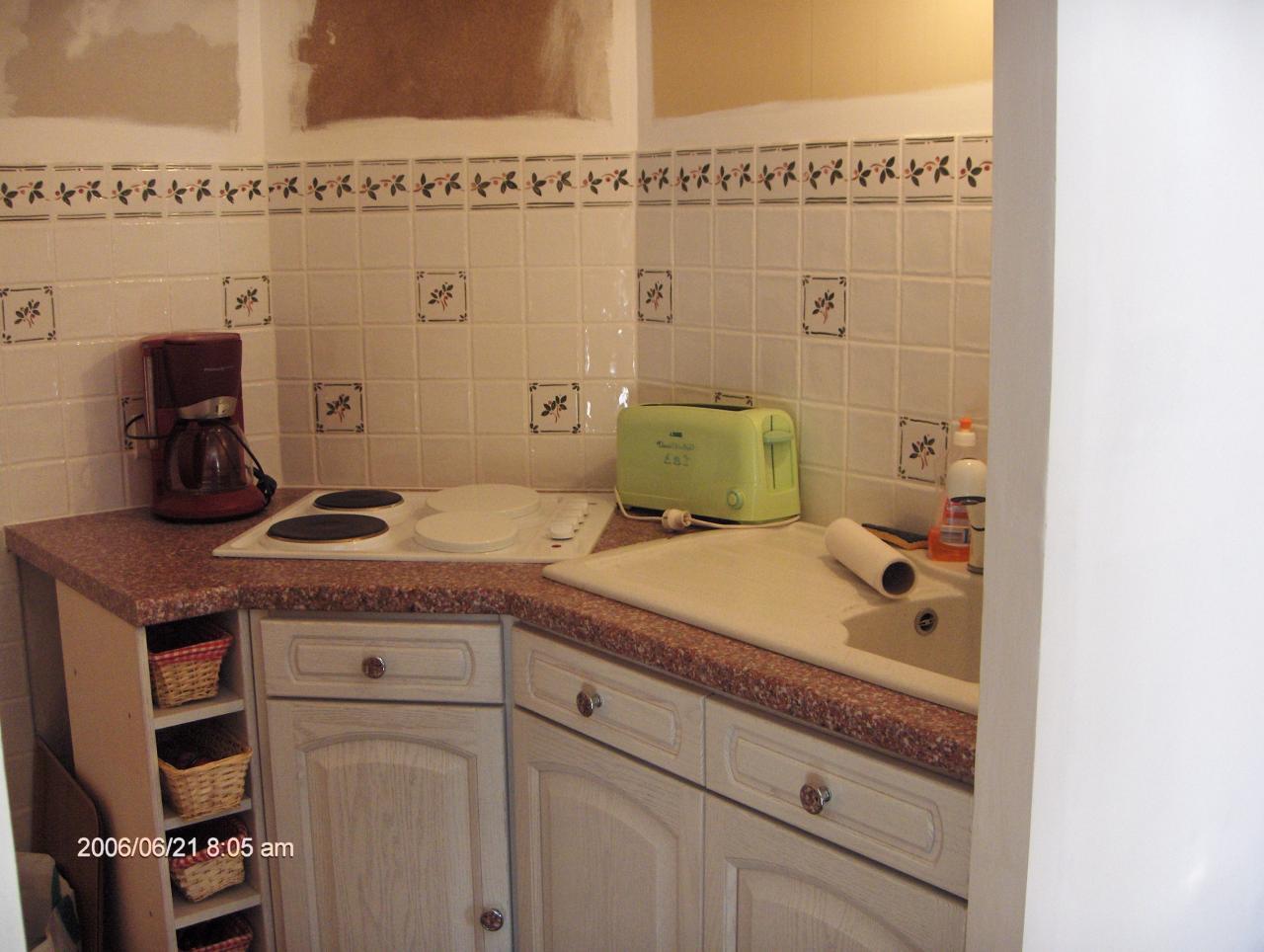 cuisine plan 3d maison fran ois fabie. Black Bedroom Furniture Sets. Home Design Ideas