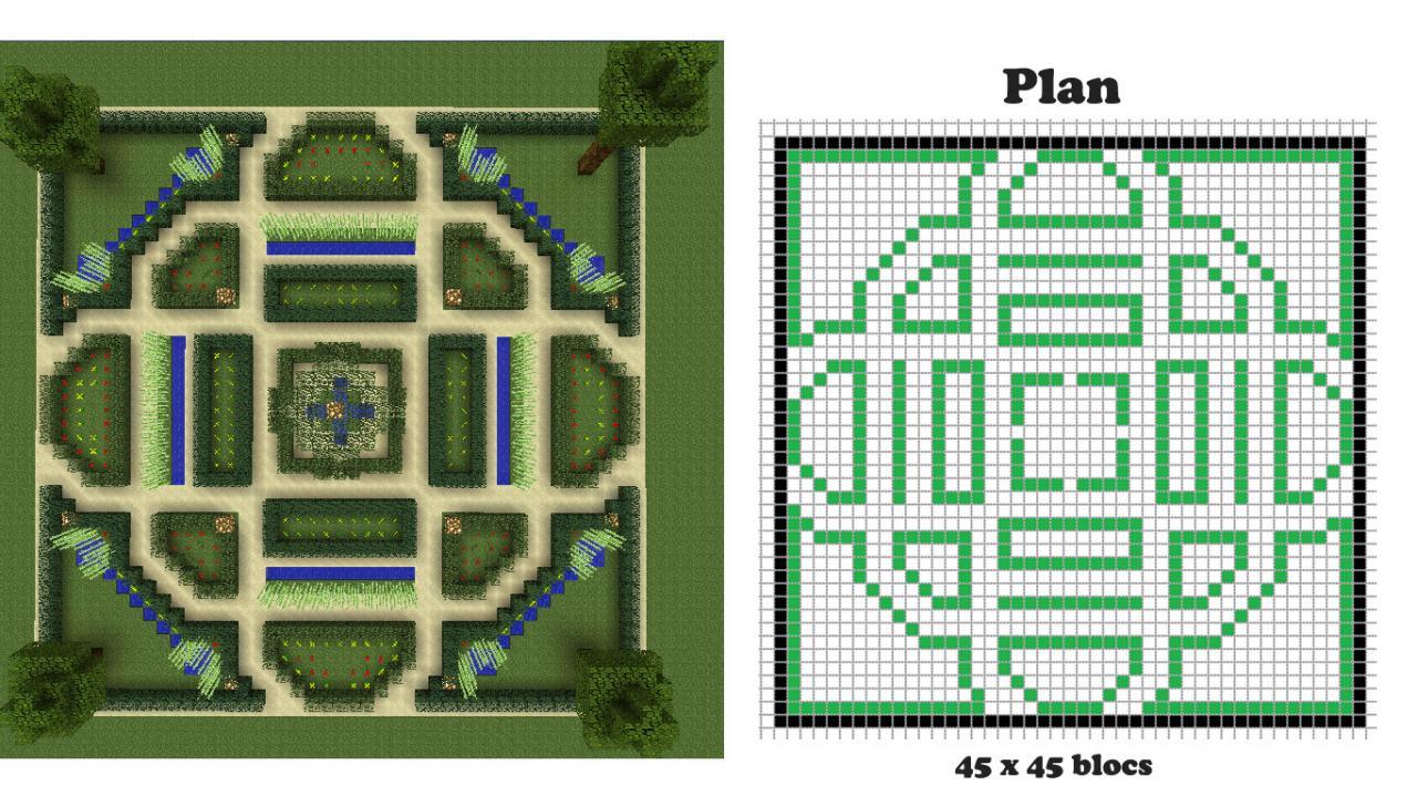 Minecraft construction facile plan maison fran ois fabie for Plan maison facile
