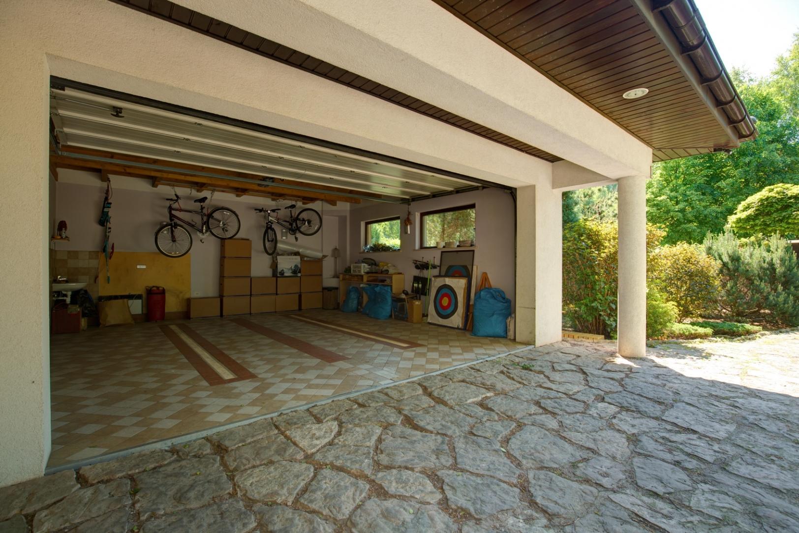 Prix moyen d un garage maison fran ois fabie for Prix moyen construction maison
