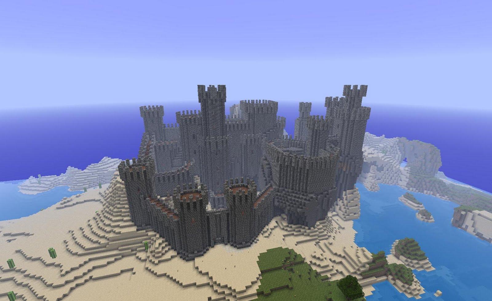 Minecraft plan de construction chateau maison fran ois fabie for Minecraft plan de construction maison