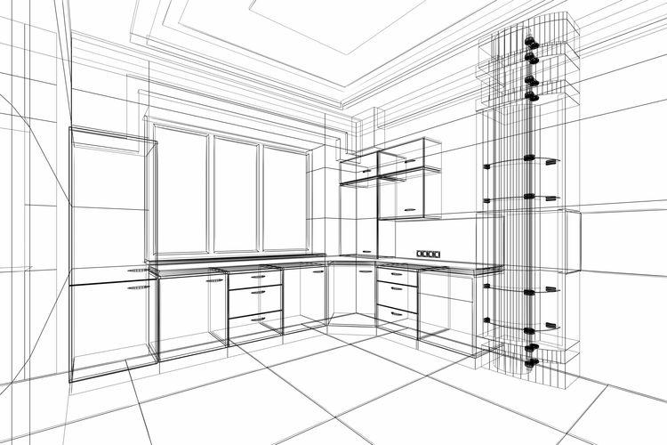 Concevoir Ma Cuisine En 3D - Maison François Fabie