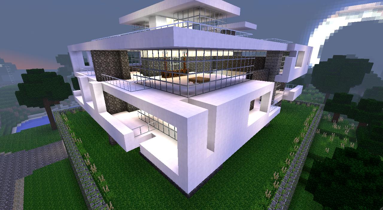 maison minecraft xbox 360