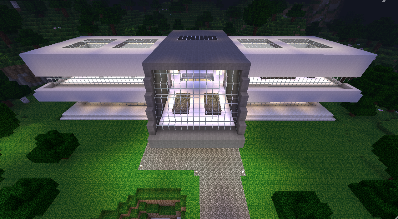 construction maison minecraft xbox 360