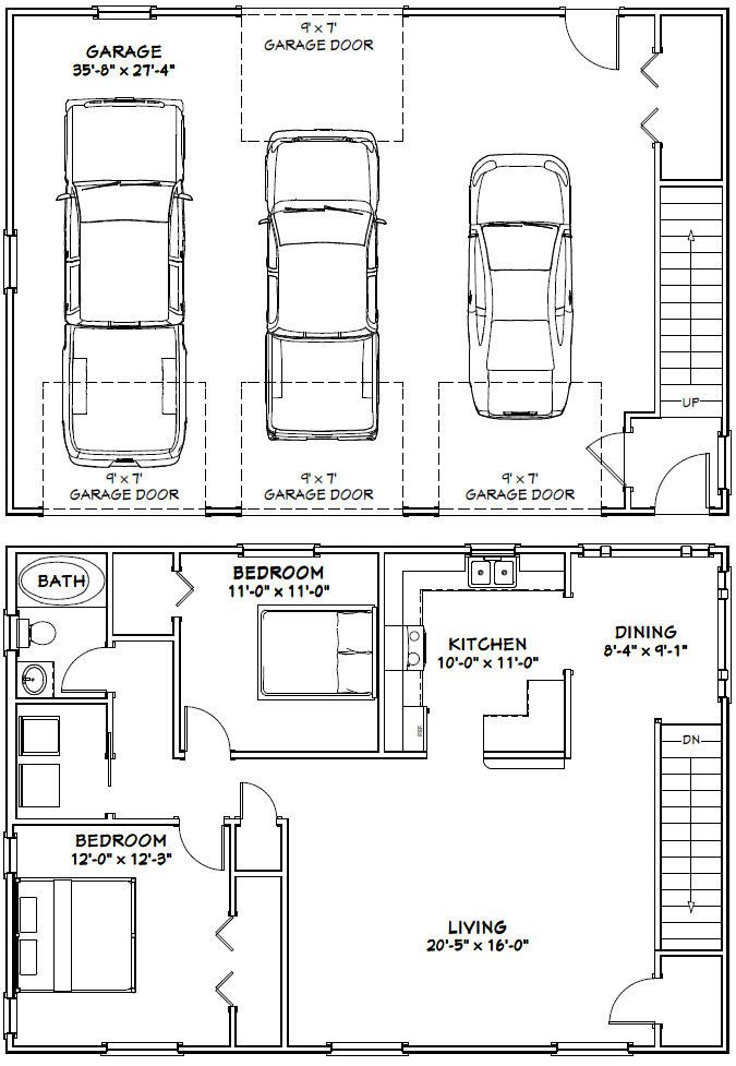 Plan image garage maison fran ois fabie for Rona garage plans