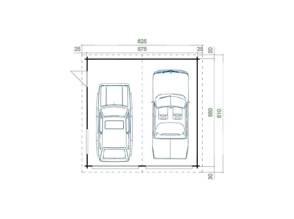 mesure d un garage standard maison fran ois fabie