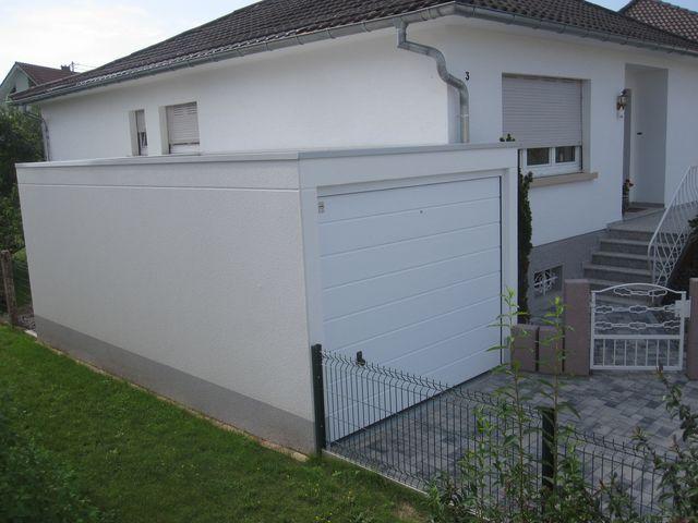 Garage En Kit - Maison François Fabie