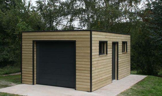 prix garage bois 40m2 maison fran ois fabie. Black Bedroom Furniture Sets. Home Design Ideas