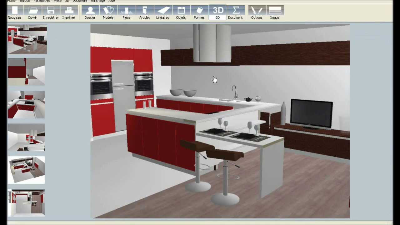 Cuisine logiciel maison fran ois fabie - Logiciel implantation cuisine ...