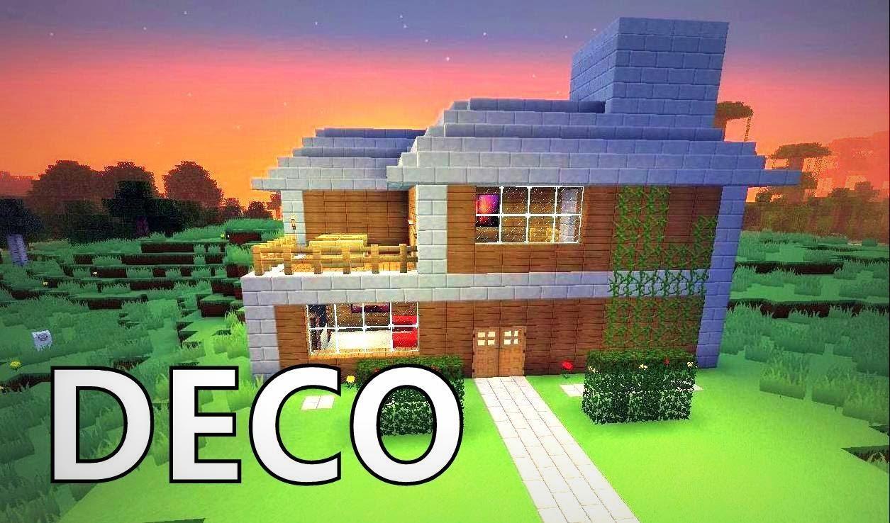 Comment faire un belle maison dans minecraft