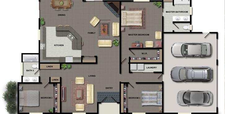 Construire maison plan maison fran ois fabie for Construire un plan en ligne