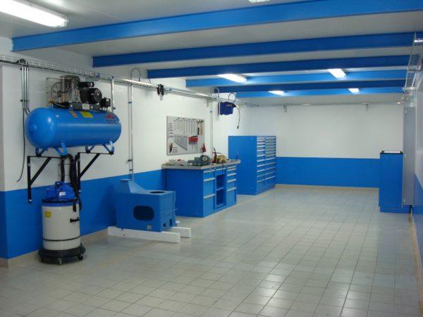 Exceptionnel Idee garage - Maison François Fabie UC37