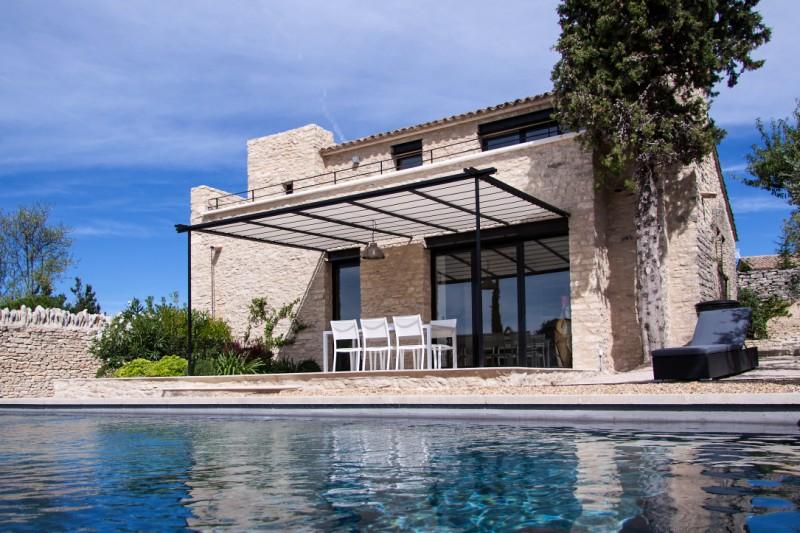 Maison pierre r nov e maison fran ois fabie - Maison en pierre giordano hadamik architects ...