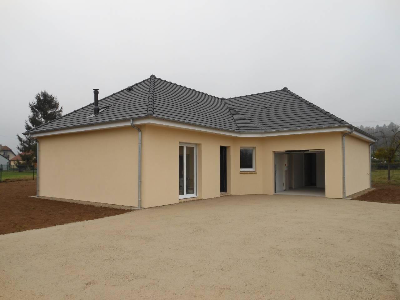 Vente maison neuve maison fran ois fabie for Vente maison neuve 04