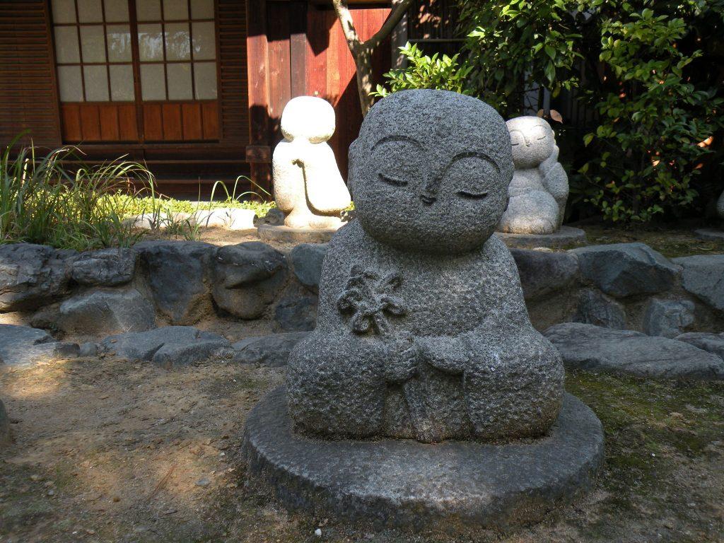 Statue japonaise pour jardin maison fran ois fabie - Decoration japonaise pour jardin ...