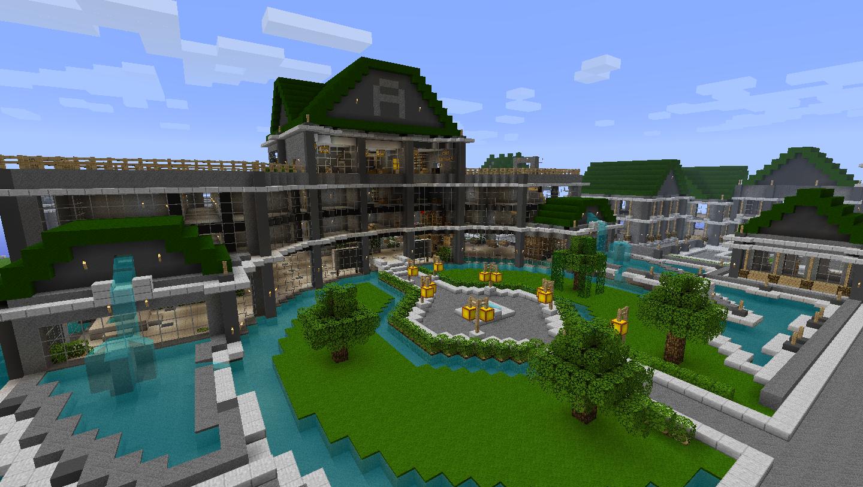 Beautiful Minecraft Construction De Maison De Luxe Gallery - Amazing ...
