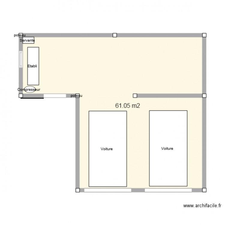 dessiner un plan de garage gratuit maison fran ois fabie. Black Bedroom Furniture Sets. Home Design Ideas