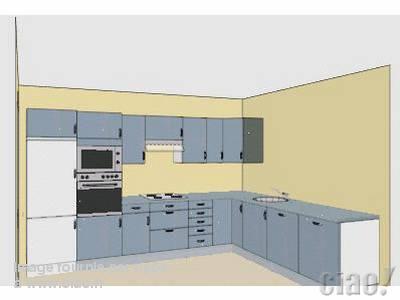 Cuisine 3d ikea maison fran ois fabie - Configurateur cuisine ikea ...