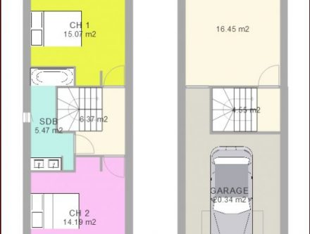 plan garage archives page 7 sur 14 maison fran ois fabie. Black Bedroom Furniture Sets. Home Design Ideas