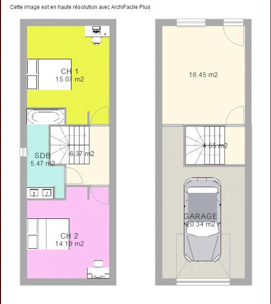 extension garage prix maison fran ois fabie. Black Bedroom Furniture Sets. Home Design Ideas